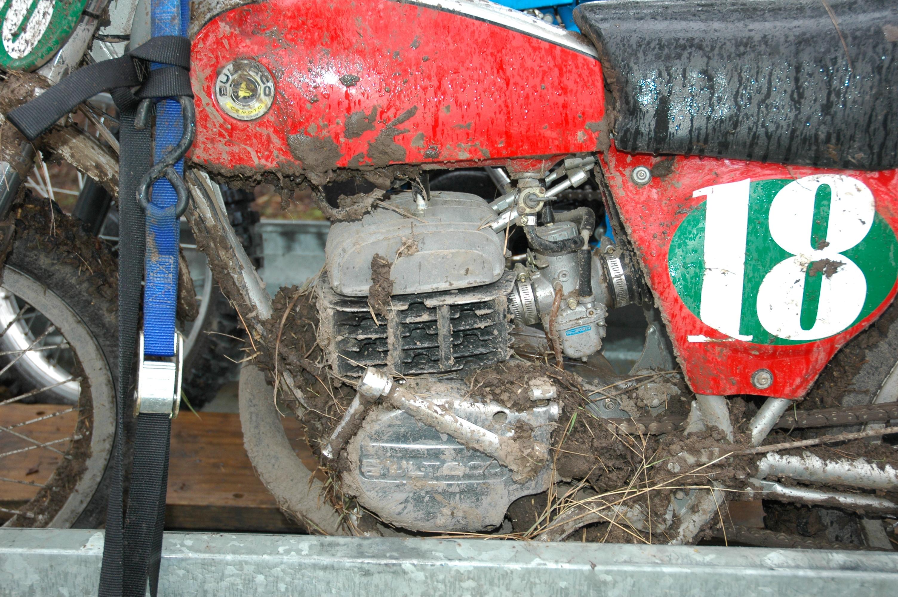 Bultaco Pursang Mk 5