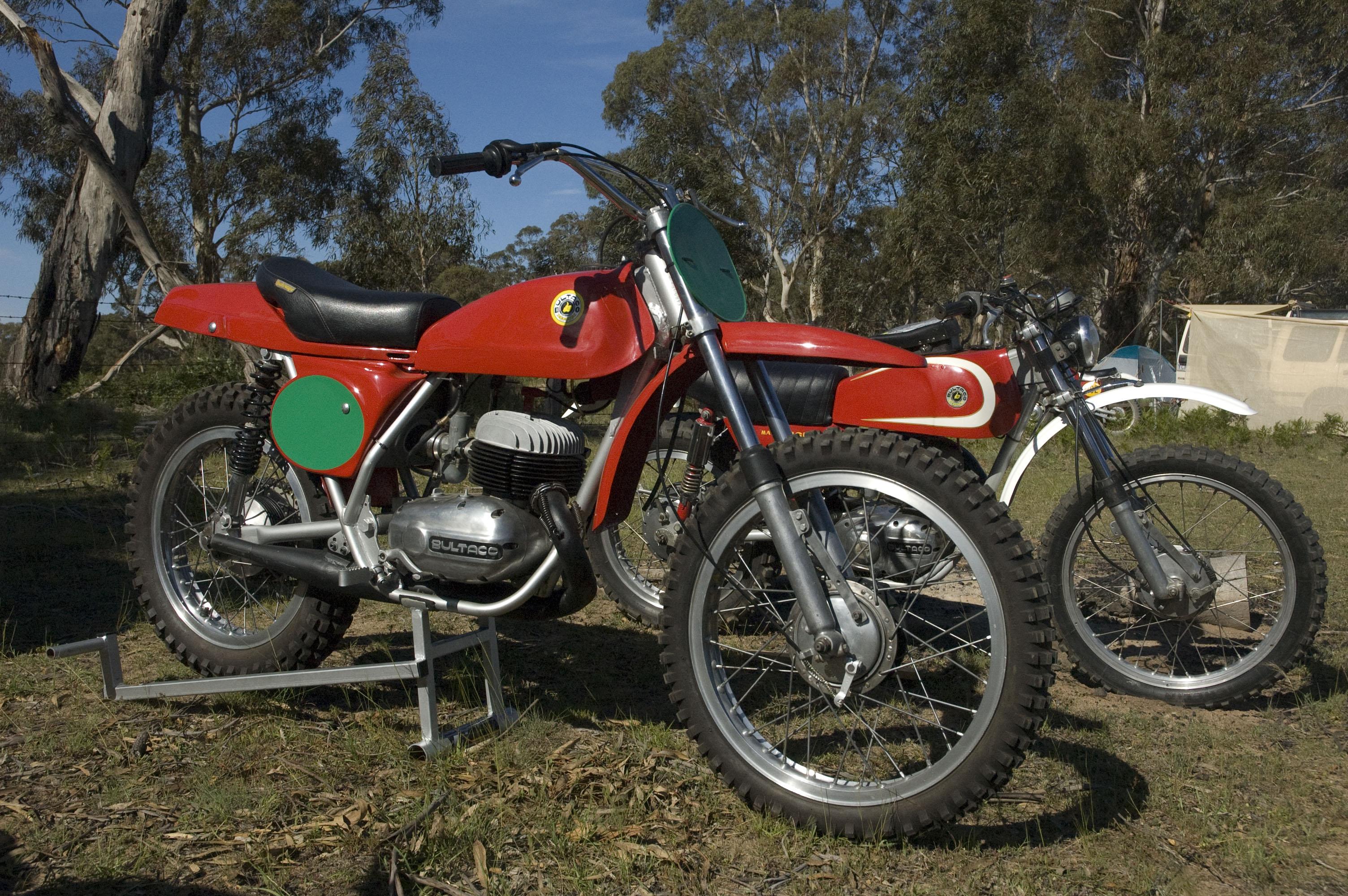 Bultaco Pursang Mk 3