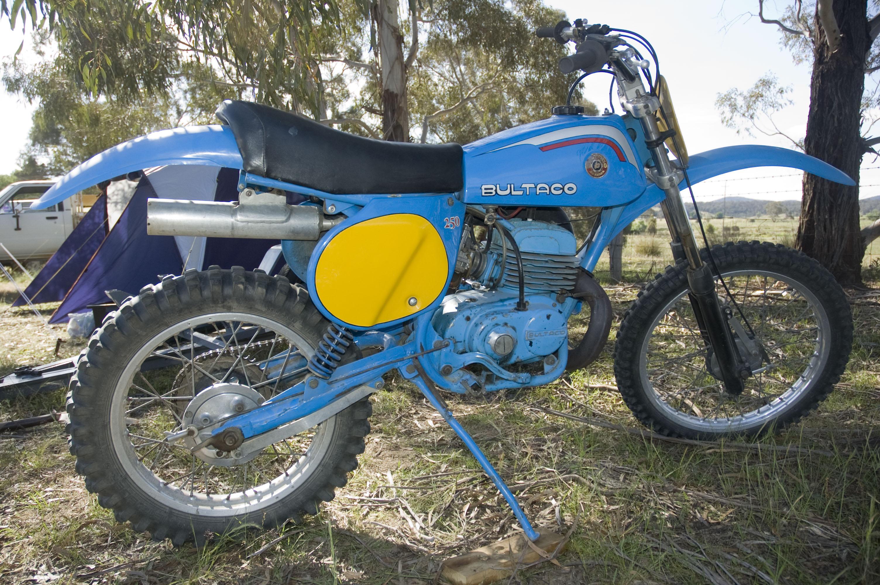 Bultaco Pursang Mk 11
